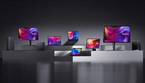 Asus mit Monitoren, Mini-PCs, Mainboards und Workstations auf der IFA 2019