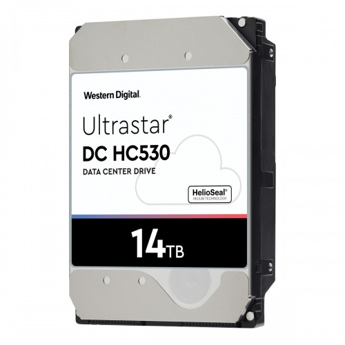 WD: Erste 20-TB-Festplatte für 2020 geplant