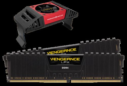 Corsair Vengeance LPX DDR4 Speicher 2