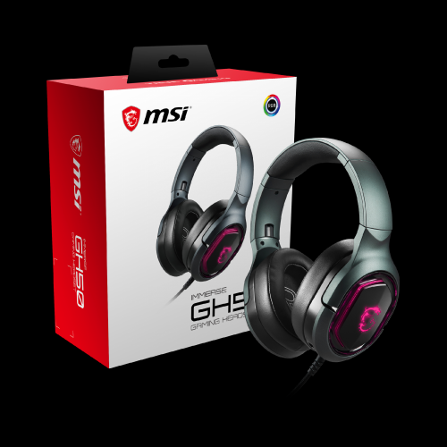MSI Clutch GM30 und Immerse GH50: Gaming-Maus und -Headset