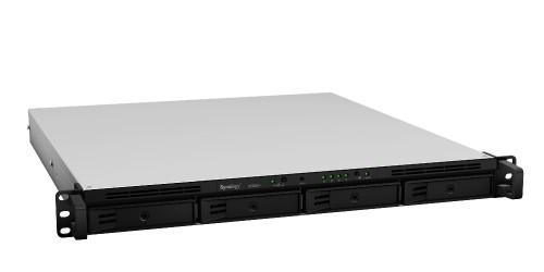 Synology RS820+ und RS820RP+: RackStations mit vier Laufwerkseinschüben