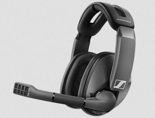 Sennheiser GSP 370: Gaming-Headset mit 100 Stunden Akkulaufzeit