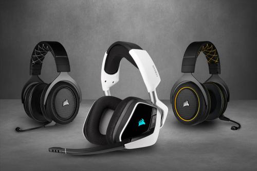 Bild: Void Elite und HS Pro: Neue Headsets von Corsair