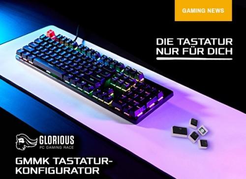 GMMK Tastatur Konfigurator bei Caseking