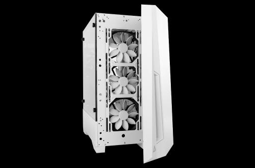 Antec DP501 White: Minimalistisches Gehäuse mit RGB-Beleuchtung