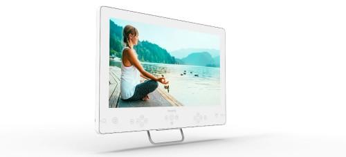 Philips Bedside TV: 19 Zoll Display und Chromecast-Technologie