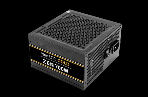Antec NeoEco Gold Zen: Netzteil-Serie mit bis zu 92 Prozent Wirkungsgrad