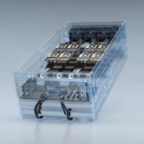 Nvidia stellt Server-Referenz-Plattform mit ARM-CPUs vor