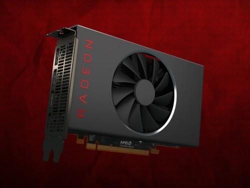AMD Radeon RX 5500 (OEM) auf dem Leistungsniveau einer Radeon RX 580?