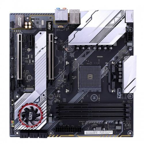 Colorful stellt Micro-ATX-Board für Ryzen-3000-CPUs vor