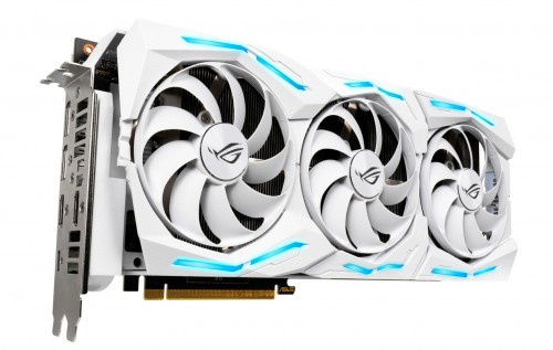 Asus ROG Strix GeForce RTX 2080 Ti OC White Edition: High-End-Grafikkarte im neuen Design
