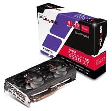 Sapphire Nitro+ und Pulse Radeon RX 5500 XT mit bis zu 8 GB