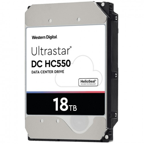 Wester Digital liefert erste 20-TB-Festplatte aus