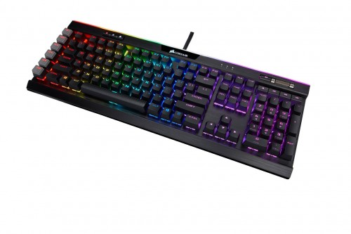 CES: Corsair K95 RGB PLATINUM XT - Tastatur mit Streaming Deck