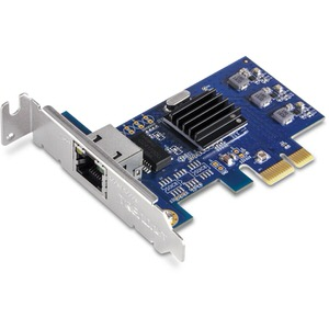 TRENDNet: Neue Netzwerkkarten für den PCIe-Steckplatz