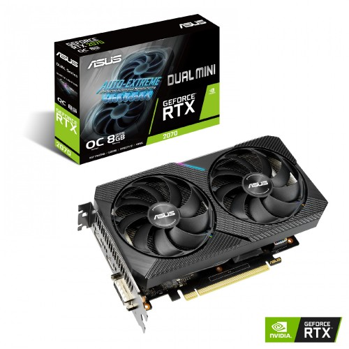 DUAL RTX2070 O8G MINI box+vga+logo