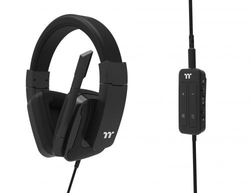 Thermaltake Shock XT 7.1 und Shock XT Gaming Headset vorgestellt