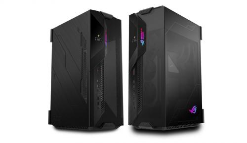 Asus ROG ITX Z11: Gehäuse mit Twist für kompaktes Gaming