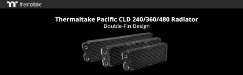 Thermaltake Pacific: Neue High-End-Wasserkühlerkomponenten vorgestellt