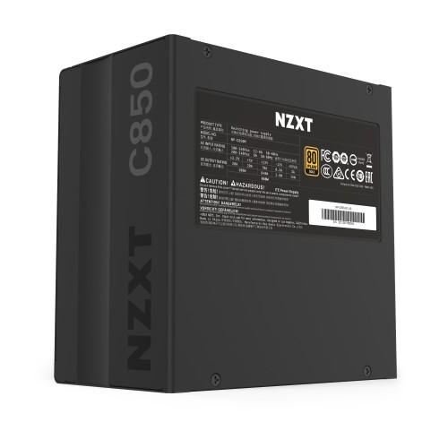NZXT C-Serie: Netzteile mit 10-jähriger Garantie