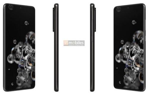 Samsung Galaxy Ultra S20 5G mit 100-fachem Zoom?