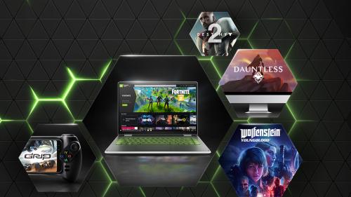 Nvidia GeForce Now: Künftig auch ohne Halo und Gears of War 5