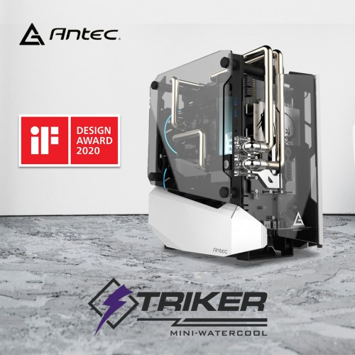 antec striker if design award