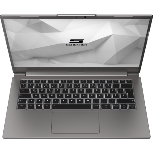 Schenker VIA 14: Ultrabook mit Stromspar-Display