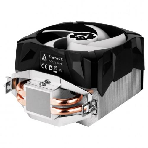 Arctic Freezer 7X: Günstiger CPU-Kühler für CPUs mit bis zu 115 Watt