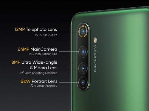 Realme X50 Pro 5G: Snapdragon-865-Smartphone unter 600 Euro