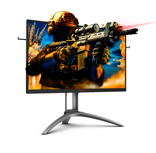 AOC AG273QZ: 27-Zoll-Monitor mit Display-HDR400 und QHD-Auflösung