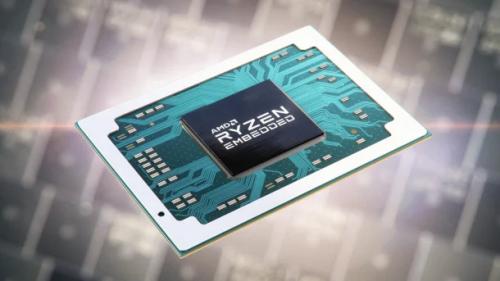 AMD-Embedded: 6-Watt-Ryzen-CPU angekündigt