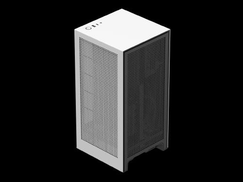 NZXT H1: Mini-ITX-Gehäuse mit Netzteil und Riser-Karte