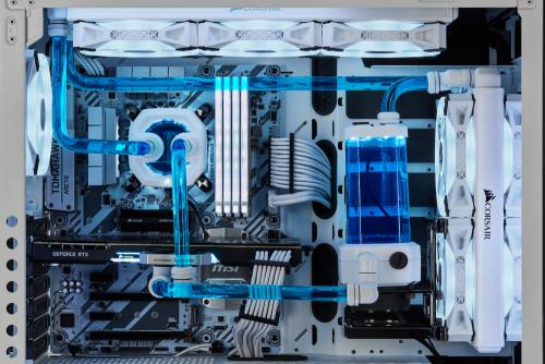 Corsair: Neue Kühlsysteme in Weiß vorgestellt