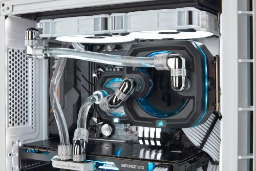 Bild: Corsair: Neue Kühlsysteme in Weiß vorgestellt