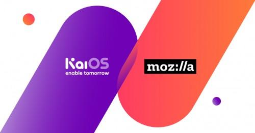 Mozilla und KaiOS mit Kooperation für mobiles Betriebssystem