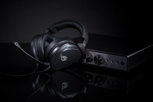 Asus ROG Theta Electret: Hi-Fi Gaming-Headset