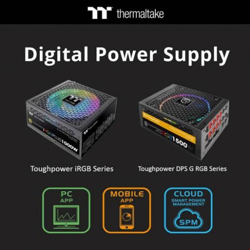 Smart Power Management 2.0 thermaltake