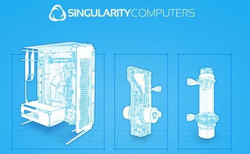 Caseking übernimmt Verkauf für Singularity Computers