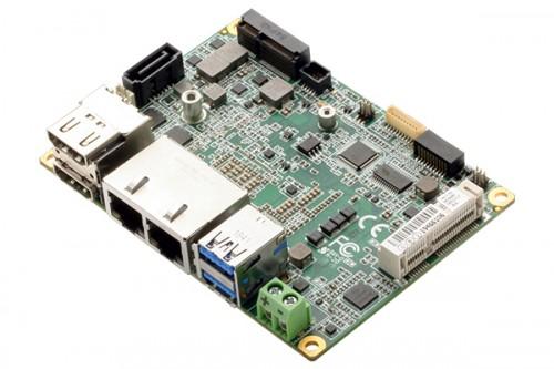 PICO-WHU4: Mini-Platinenrechner mit leistungsstarkem Core-i7-Prozessor