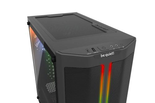 be quiet! Pure Base 500DX mit hoher Kühlleistung und Beleuchtung