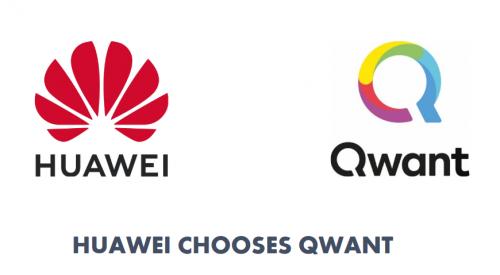 Huawei setzt auf Qwant anstatt Google