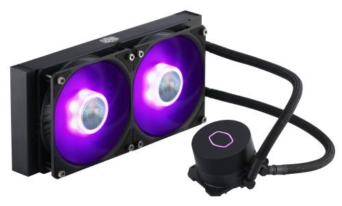 Cooler Master MasterLiquid ML120/240L RGB Version 2 präsentiert