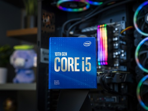 Intel Comet Lake-S: Nicht alle Core-i5-CPUs mit verlöteten Heatspreader?