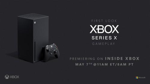 Microsoft Xbox Series X Event für den 7. Mai angekündigt
