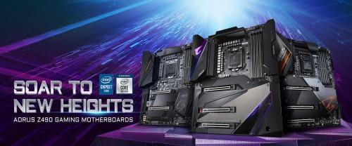 Z490-Mainboards ebnen den Weg für PCI-Express 4.0