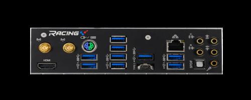 Biostar Racing Z490GTA Evo: Mainboard mit besonders vielen USB-Ports