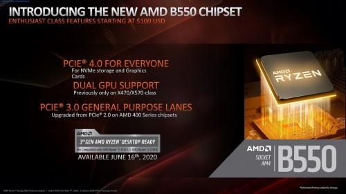 AMD B550-Chipsatz wird in Kooperation mit ASMedia gefertigt