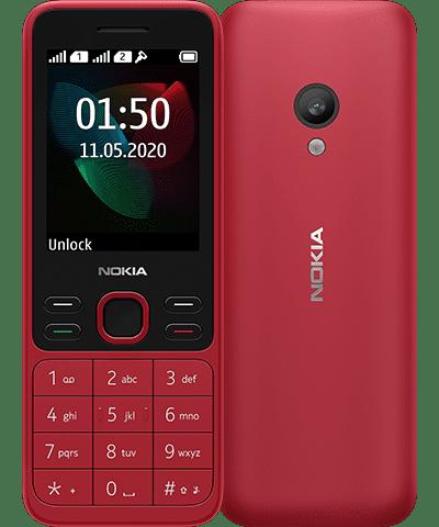 Nokia 125 und Nokia 150: Feature-Phones im Retro-Design