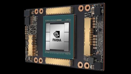 Nvidia A100: Tesla-Namenszusatz wird gestrichen